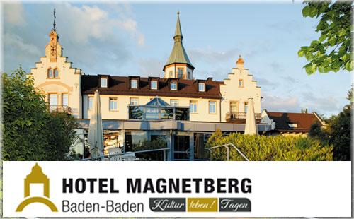 Hotel Magnetberg Baden Baden